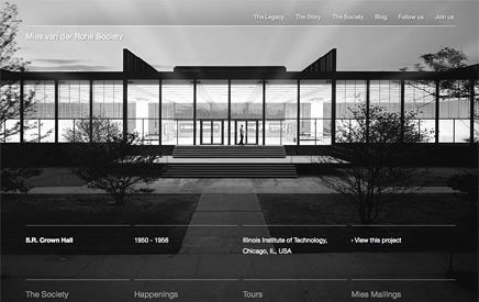 The most beautiful architecture website ever news for Architectural websites