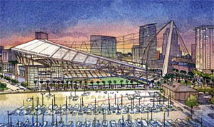 More details on the Tampa Bay Rays new stadium plans ...