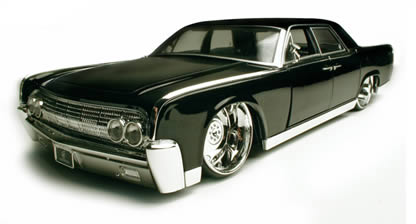 DropStar 1964 Lincoln Continental 01