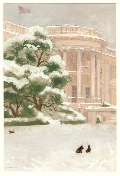 White House Christmas 01
