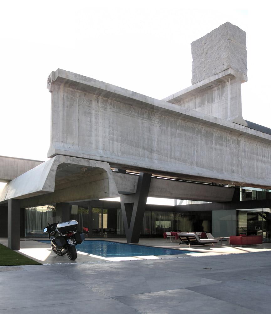 Showcase Hemeroscopium House Features Archinect