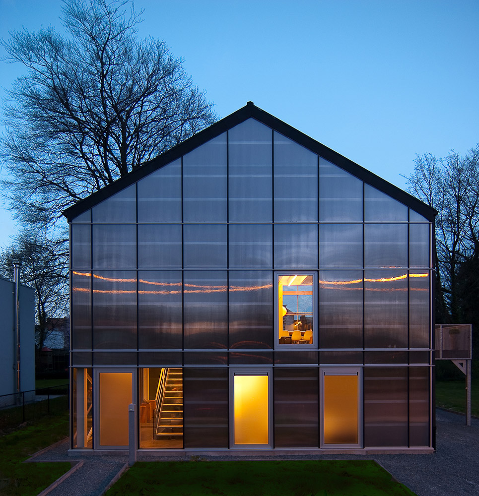 Showcase Greenhouse Features Archinect