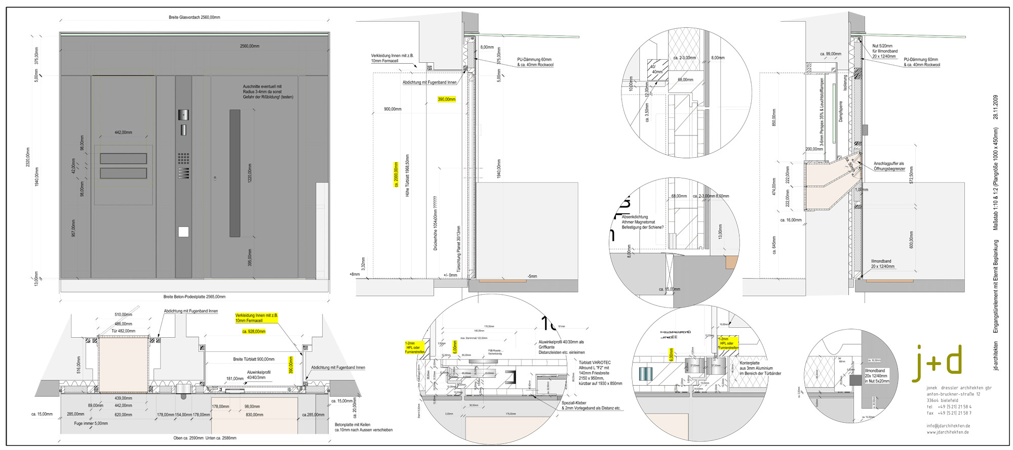 Google Cad Minimal Details Nice Example From Germany News Archinect
