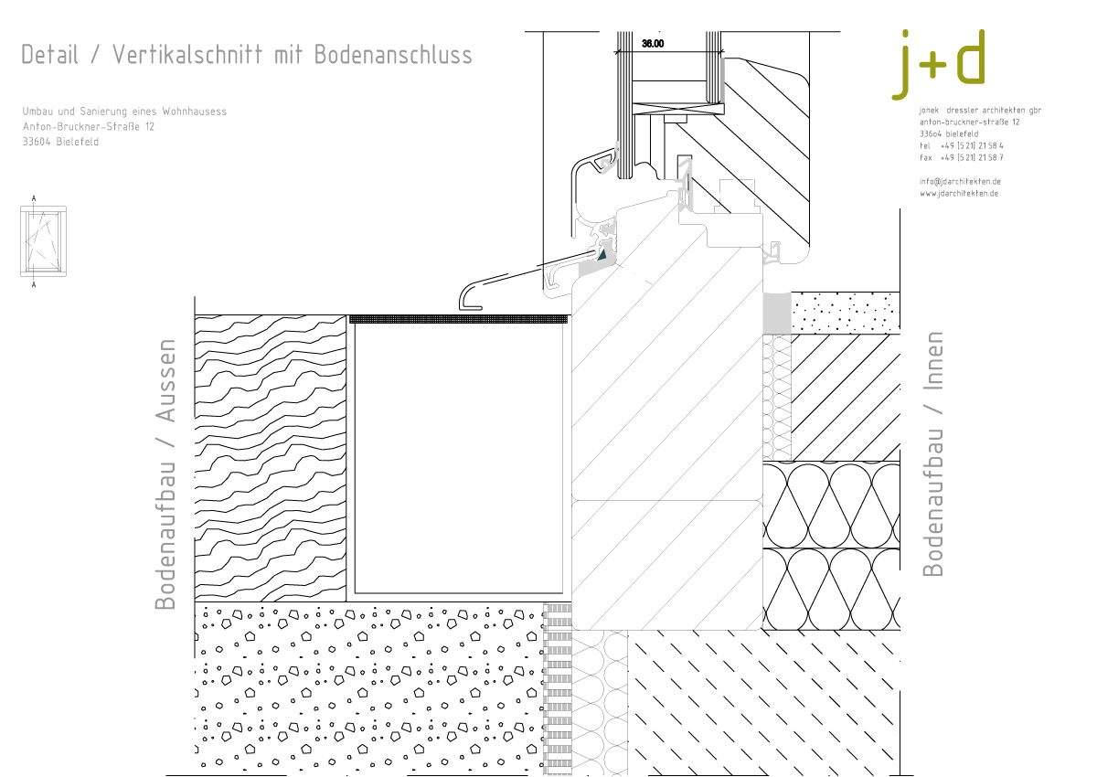 minimal details — nice example from Germany | News | Archinect