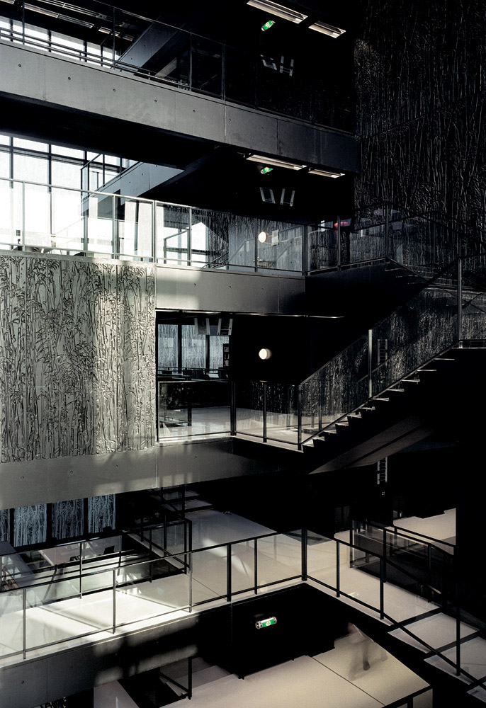 Showcase University Library Ubu Utrecht Features