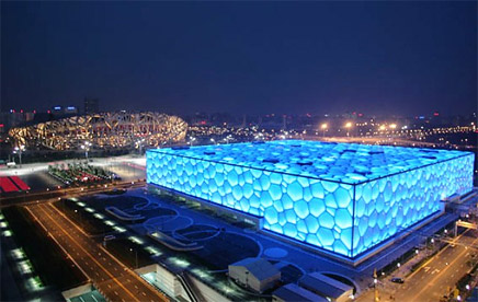 Beijing Cubism How Etfe Revolutionized The Bubble